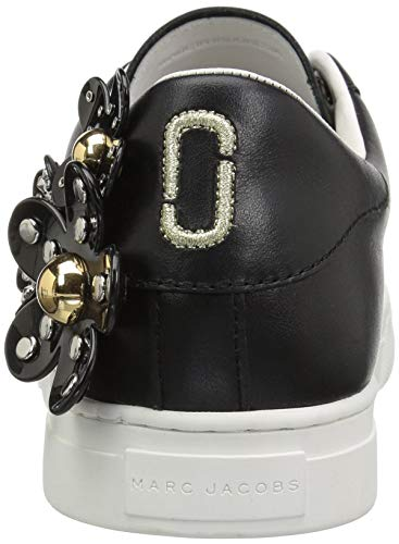 Black Daisy Marc Sneaker Women's Jacobs Studded RqXSPq