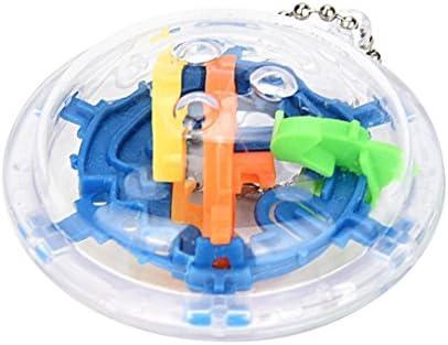 zycShang Mini bola Laberinto Intelecto 3d Puzzle Juguete ...