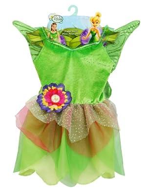 Disney Fairies Tinker Bell Pixie Petal Dress (4X-6X)