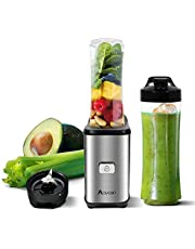 ADVWIN Juice Blender, Fruits & Vegetables Juicer, BPA Free, Stainless Steel Juicer with Easy to Clean