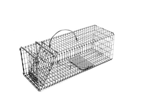 (Tomahawk Original Series Collapsible Trap for Chipmunks/Gophers/Rats)