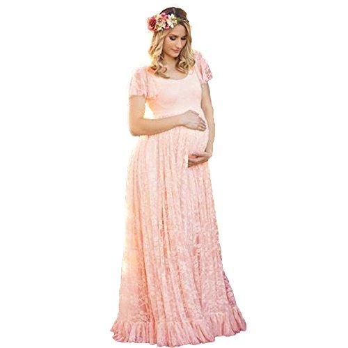 formal chiffon maternity dresses - 8