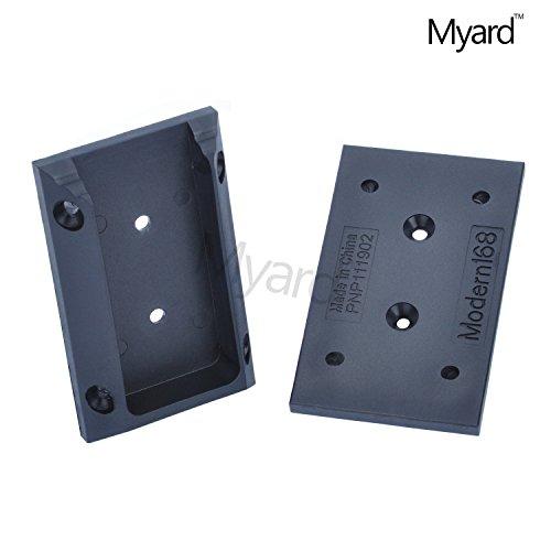 (Myard 2 Railing Connectors for 2