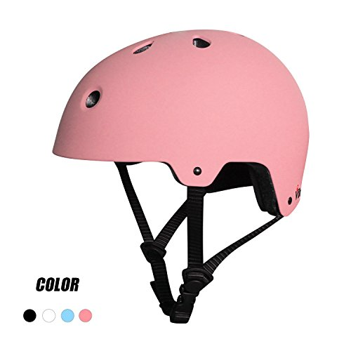 Vihir-Adult-Kid-Bike-Helmet-Multi-sports-Scooter-Roller-Skateboard-Helmet-with-Adjustable-Dial-Upgraded-Model
