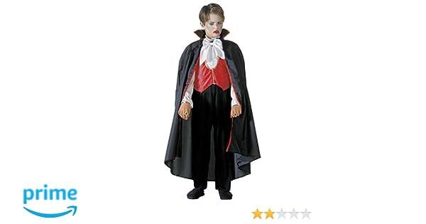 Vampire Niño Traje de 140cm de los niños para disfraces de ...