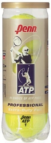 Penn ATP Regular Duty Tennis Balls (Case)