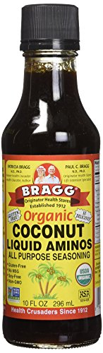 Bragg Coconut Aminos, All Purpose Seasoning, 10 Ounce