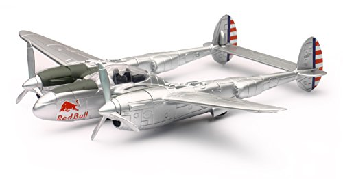 NewRay, 1:48 scale, Red Bull, P-38