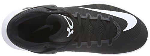 Black Iv 5 Basketball Men's Nike Top Shoe High Kd Grey dark Trey White 0qxz0ZwtI