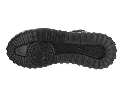 Scarpa Da Basket Adidas Uomo Tubular X Pk Original Nera / Grigio Scuro