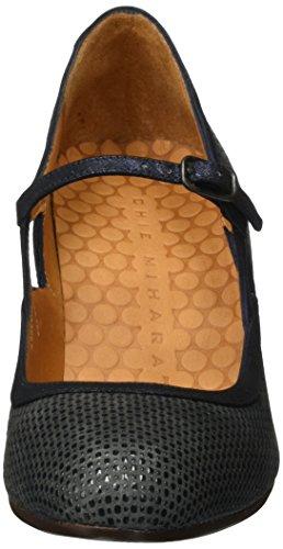 Chie Mihara Vrouwen Faw Schoenen Van Mary Jane Half Grijs (grijs-zwart)