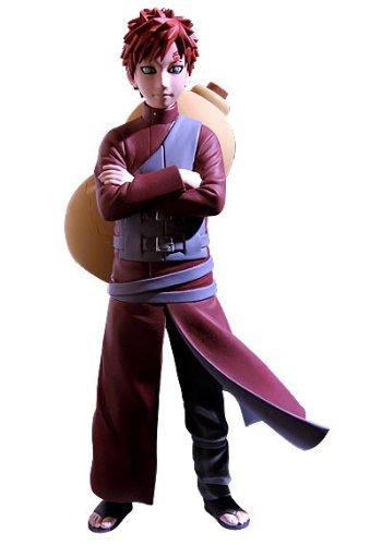 Toynami Naruto Shippuden 6 Inch Series 2 Action Figure Gaara (Poseable Naruto Action Figure)