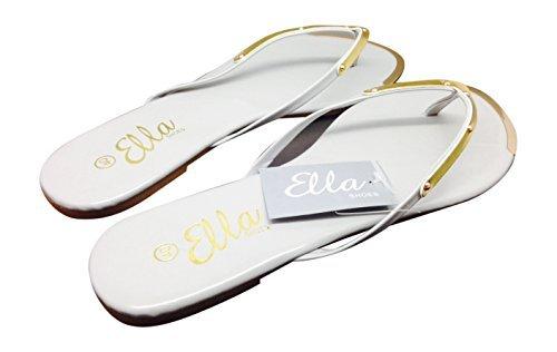shopping comprare on line maggiore sconto di vendita Sandali Da Donna Basse Infradito Con Brillantini Casual ...