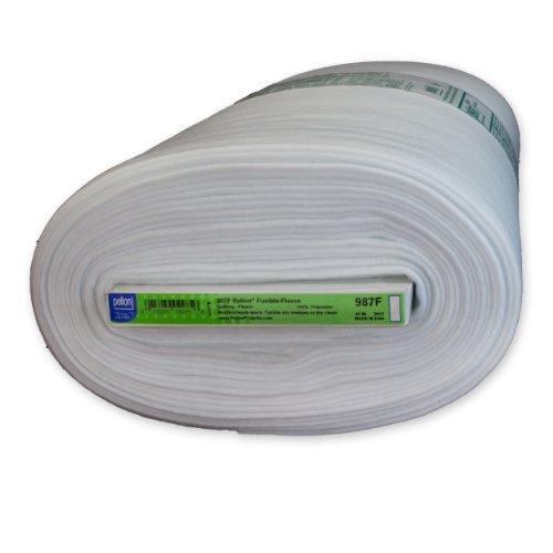 Pellon 987F Fusible Fleece White - 45