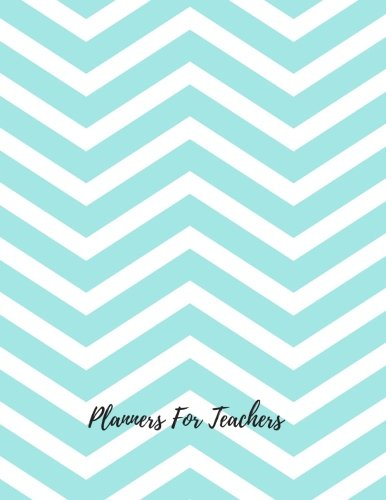 Planners For Teachers: Undated Lesson Plan Book For Teachers. 40 weeks, 7 Periods, With Classroom Management & Goals, Substitute Teacher Info & Multiple Record Pages (Teaching Resources)