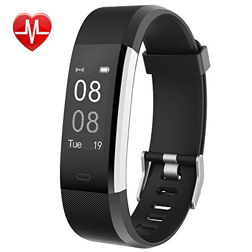 Fitness Tracker with Heart Rate Monitor,Willful Fitness Watch Activity Tracker IP67 Waterproof Slim Smart Band with Step Calorie Counter 14 Sports Mode Sleep Monitor,Pedometer for Kids Women Men