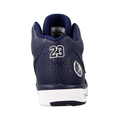 Nike Air Jordan Flight Tradition Mens Ciao Top Scarpe Da Ginnastica 819472 Scarpe Da Ginnastica Midnight Navy White 402