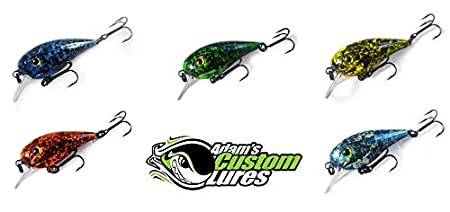 Adam's Custom Lures ATAK Series 1 25 - Square Bill Crankbait