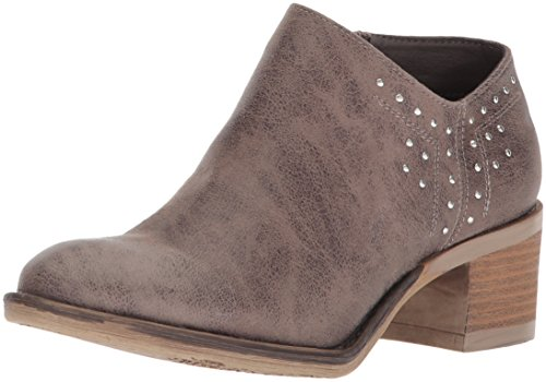 Carlos by Carlos Santana Women's Conroy Ankle Boot, mole, 8.5 Medium US