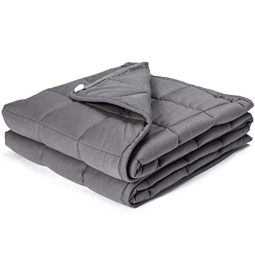 """RCURT Cooling Weighted Blanket (16 lbs 