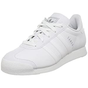 adidas-Originals-Samoa-WhiteWhiteSilver-Sneaker-Little-KidBig-Kid