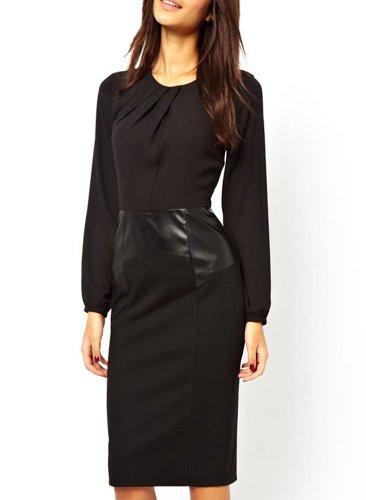 Pinkyee PKY1509151799 - Vestido para mujer 117327-Black