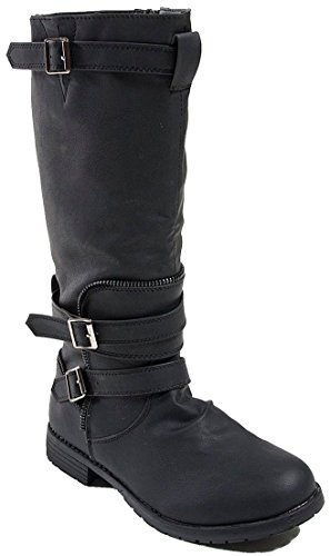 Sale and All Boots Gloria Color Various Stlye On yours Choose Black Flat Women Style xAPFwq