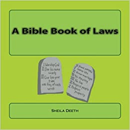 Book A Bible Book of Laws: What IFS Bible picture books: Volume 3