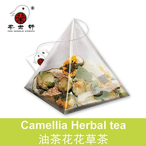 (3G X 10PCS Snow lotus flower tea camellia herbal tea wild remove grease whitening beauty nourish skin lose weight An aphrodisiac)