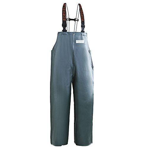Grundens Herkules 16 BIB Trousers - Green - Large -
