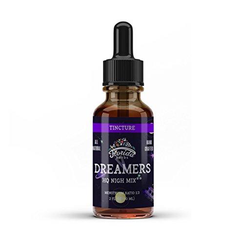 (Dream Care Tincture (Organic Hops, Organic Valeriana) Sleep Nighttime Extract)