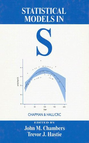 Statistical Models in S (Wadsworth & Brooks/Cole Computer Science)