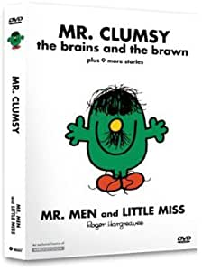 Mr. Clumsy: the brains and the brawn plus 9 more stories