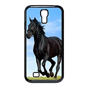 Cool PaintingFashion Cell phone case Of Horse Bumper Plastic Hard Case For Samsung Galaxy S4 i9500