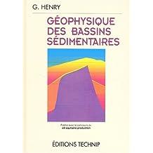 Géophysique des bassins sédimentaires