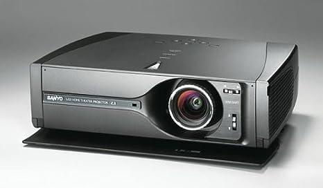 Sanyo LCD Home Theater Projector PLV-Z3 video: Amazon.es: Electrónica