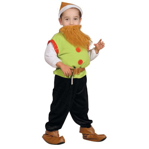 Cute Little Elf Costume Set - Large 12-14 - Cute Little Elf Costume