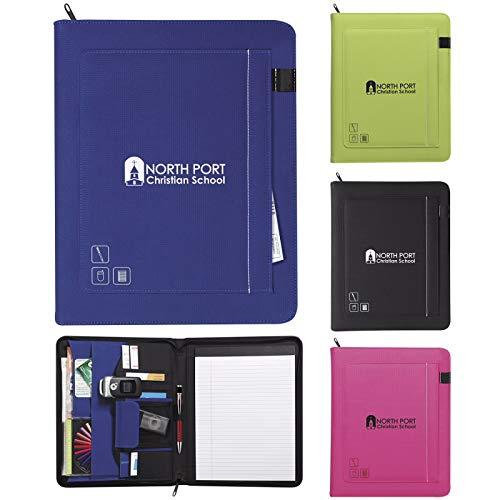 Atchison Iconic Padfolio Black 50 Pack
