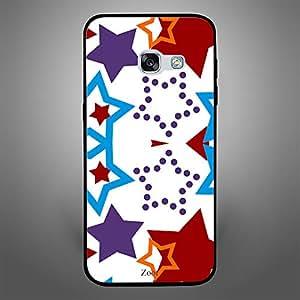 Samsung Galaxy A3 2017 Colorful Stars