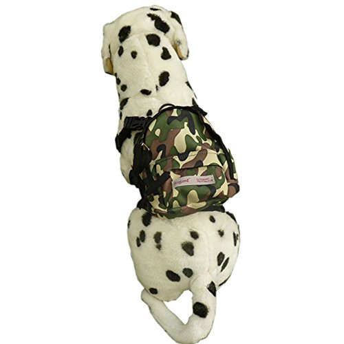 Pesp Portable Camouflage Trippers Backpack