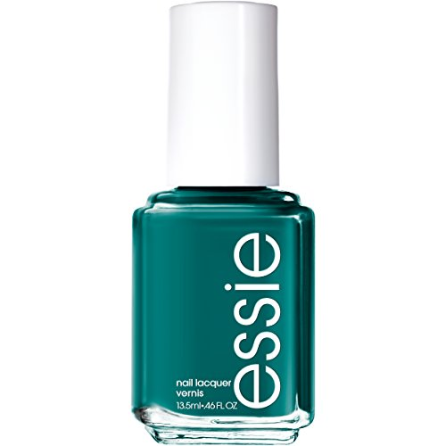 essie spring 2018 nail polish collection, stripes & sails, teal green nail polish, 0.46 fl. oz. - Essie Spring