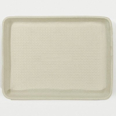 - Chinet 20815 StrongHolder Molded Fiber Food Trays 9 x 12 x 1 Beige Rectangular 250/Carton
