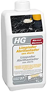 HG Limpiador Abrillantador Uso Diario de Mármol - 1000 ml