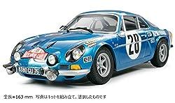 Tamiya 300024278 1:24 Renault Alpine A110 '71 Monte Carlo from Tamiya