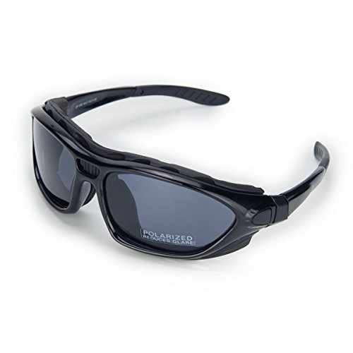 Polarized Sunglasses Motorcycle Goggles Outdoor cycling glasses sport Sunglasses by binboll (Polarized - Sunglasses Skydiving
