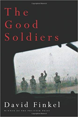 Image result for the good soldiers david finkel