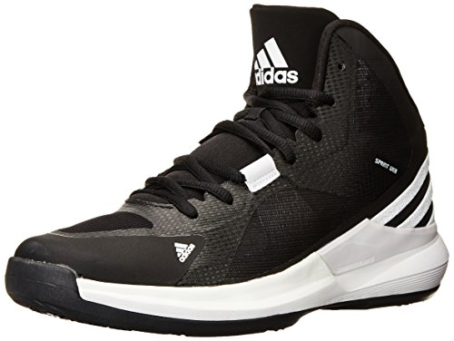 Zapatillas De Baloncesto Adidas Performance Mujeres Crazy Strike W Negras / Blancas / Negras
