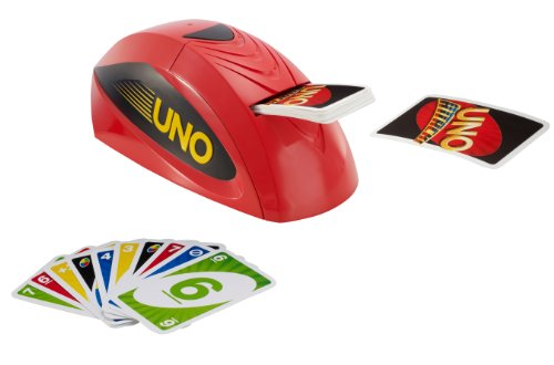 Mattel Games Uno Attack Game (Exciting Game Card)