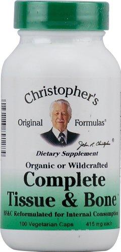 Complete Tissue Formula Dr Christopher product image