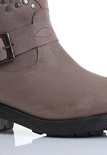 Coolway - Botas para mujer Gris - gris